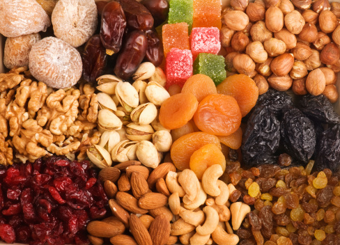 Prune「Mixed nuts and dried fruits.」:スマホ壁紙(15)