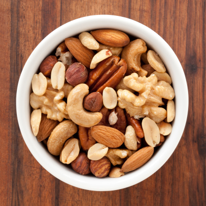 Almond「Mixed nuts」:スマホ壁紙(7)