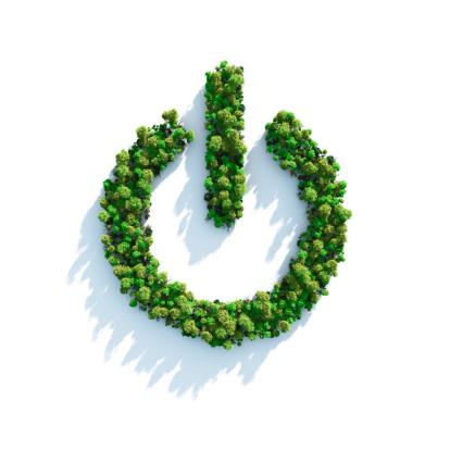 Deforestation「Green Power」:スマホ壁紙(15)