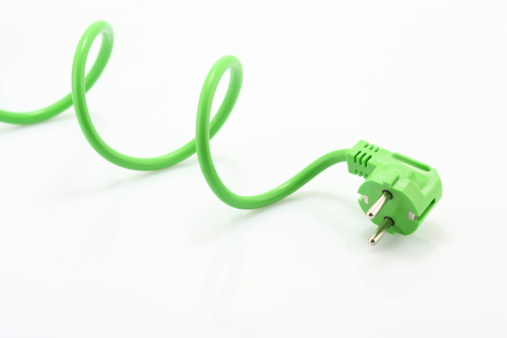 Power Supply Box「Green Power Plug」:スマホ壁紙(0)