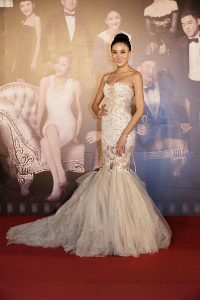 Lace Dress「2013 Hong Kong Film Awards - Awards Room」:写真・画像(3)[壁紙.com]