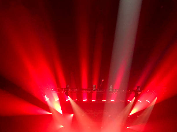 Simple and generic show lights, as often used for all kinds of artistic performances.:スマホ壁紙(壁紙.com)