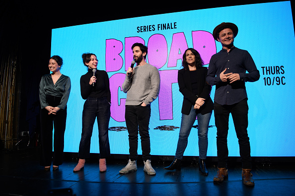 Dave Kotinsky「Comedy Central's Broad City Fan Finale Event At Sony Hall In NYC」:写真・画像(19)[壁紙.com]