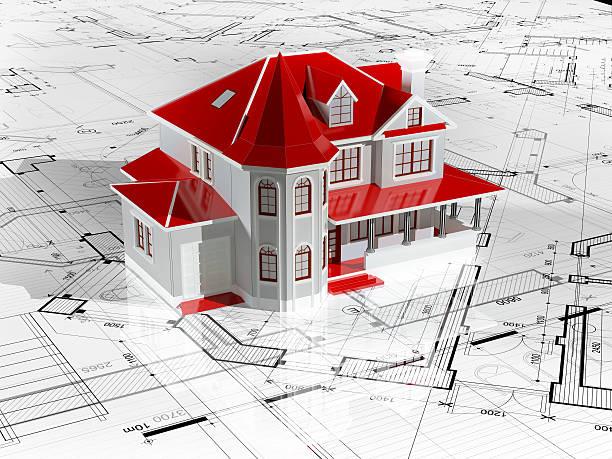 Home Interior-Architecture Blueprint:スマホ壁紙(壁紙.com)