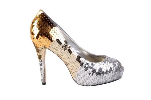Silver Shoe「High Heel Shoe」:スマホ壁紙(19)