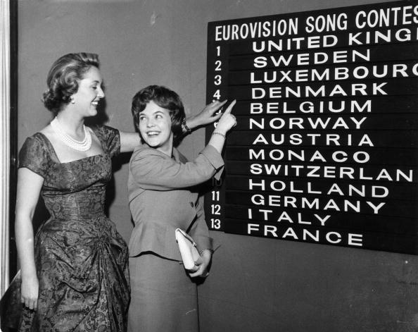 Eurovision Song Contest「Un Point」:写真・画像(6)[壁紙.com]