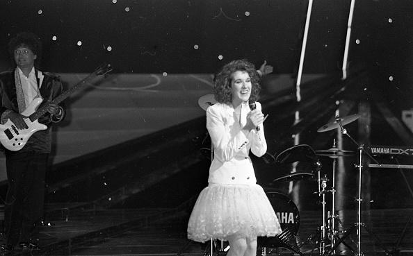 Eurovision Song Contest「Eurovision Song Contest Celine Dion, 1988」:写真・画像(2)[壁紙.com]