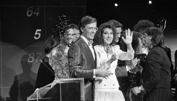 Eurovision Song Contest「Eurovision Song Contest Celine Dion, 1988」:写真・画像(7)[壁紙.com]