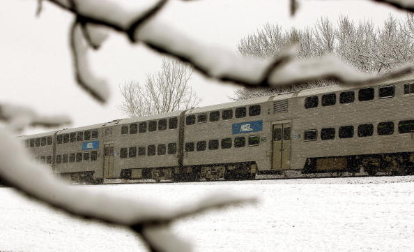 Tim Boyle「Days Before Springs Advent, A Snowstorm Hits Chicago」:写真・画像(9)[壁紙.com]