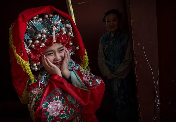 Tradition「People Celebrate the Spring Festival in China」:写真・画像(9)[壁紙.com]