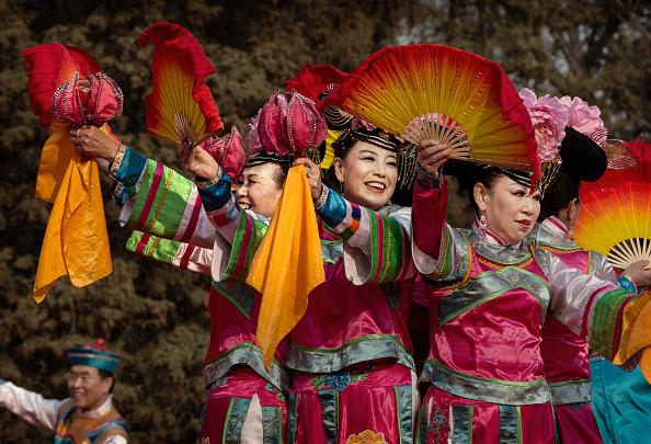お祭り「Chinese Celebrate Spring Festival」:写真・画像(14)[壁紙.com]