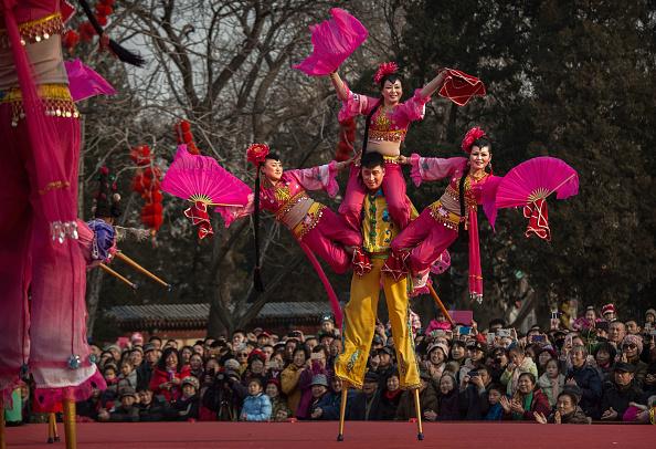 お祭り「Chinese Celebrate Spring Festival」:写真・画像(9)[壁紙.com]