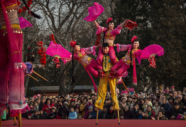 Kevin Frayer「Chinese Celebrate Spring Festival」:写真・画像(9)[壁紙.com]