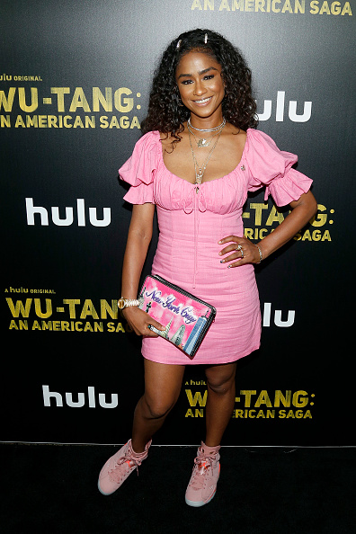 "Multi Colored Purse「Hulu's ""Wu-Tang"" Premiere and Reception」:写真・画像(6)[壁紙.com]"