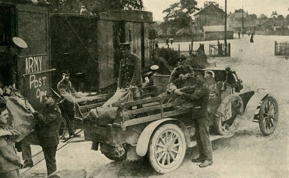 Sack「Army Post Office」:写真・画像(14)[壁紙.com]