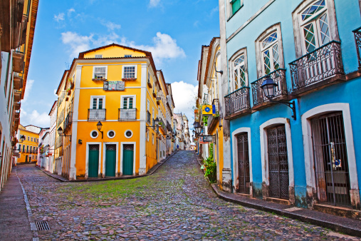 UNESCO「Pelourinho district, Salvador, Brazil」:スマホ壁紙(14)