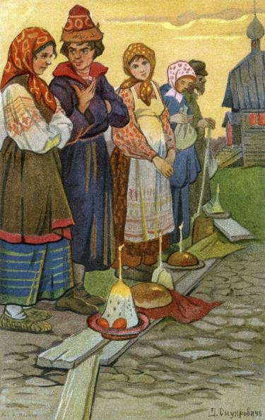 イースター「Russian Easter」:写真・画像(11)[壁紙.com]