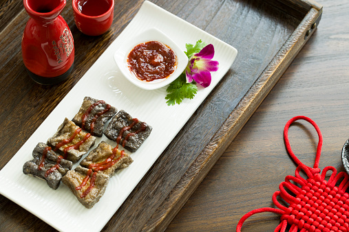 Chili Sauce「Traditional Chinese snack smelly tofu」:スマホ壁紙(17)