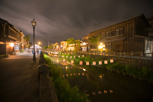 Matsuri「Traditional Japanese summer night festival」:スマホ壁紙(0)