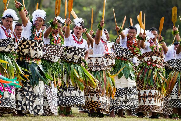 Tonga「Tonga Prepares For Coronation Of King Tupou VI」:写真・画像(7)[壁紙.com]