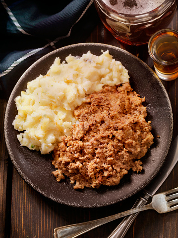 Lamb - Meat「Traditional Haggis and Neeps with Whiskey and a beer」:スマホ壁紙(12)