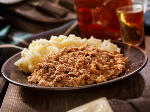 Human Abdomen「Traditional Haggis and Neeps with Whiskey and a beer」:スマホ壁紙(18)