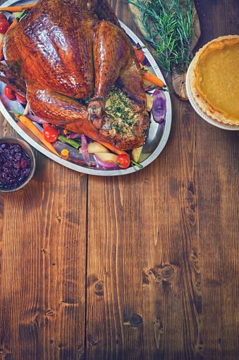Roasted「Traditional Stuffed Turkey」:スマホ壁紙(9)