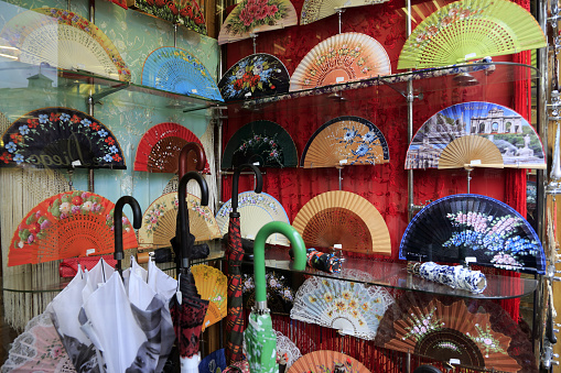Gift Shop「traditional spanish fans」:スマホ壁紙(6)