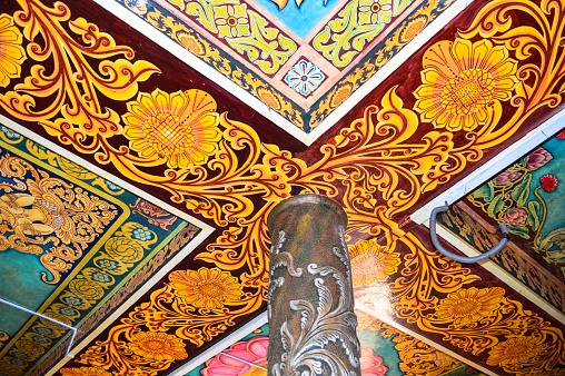 Sri Lanka「Traditional design of Kande Viharaya」:スマホ壁紙(15)