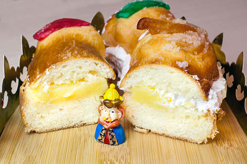 King - Royal Person「Traditional dessert for Three Kings Day」:スマホ壁紙(19)