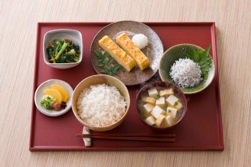和食「Traditional Japanese Breakfast」:スマホ壁紙(17)