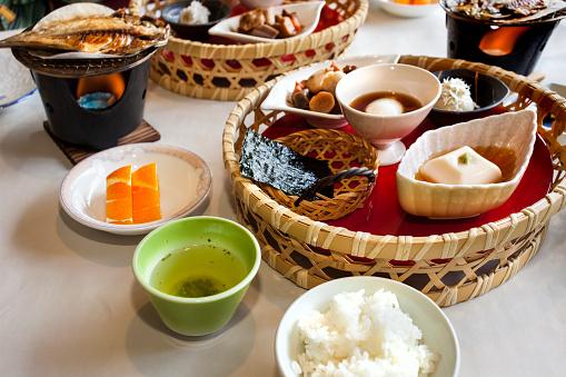 Japan「Traditional Japanese breakfast」:スマホ壁紙(13)