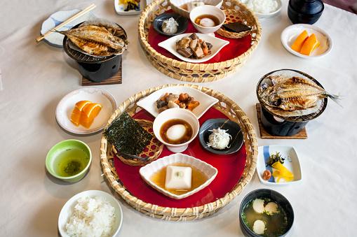 Japan「Traditional Japanese breakfast」:スマホ壁紙(11)