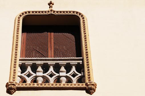 Fretwork「Traditional window in Granada」:スマホ壁紙(6)