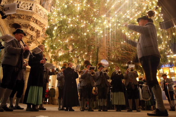Tradition「Christmas Markets Open Across Germany」:写真・画像(10)[壁紙.com]