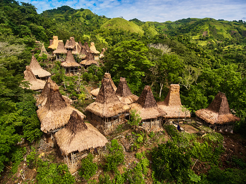 Indigenous Culture「Traditional Village on Sumba island, Indonesia」:スマホ壁紙(17)