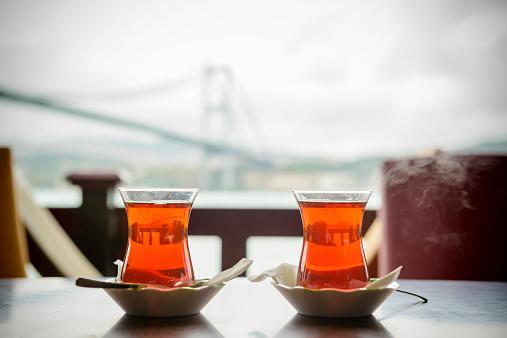 Tea「伝統的なトルコのイスタンブールのティー」:スマホ壁紙(19)