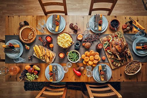 Germany「Traditional Holiday Stuffed Turkey Dinner」:スマホ壁紙(18)