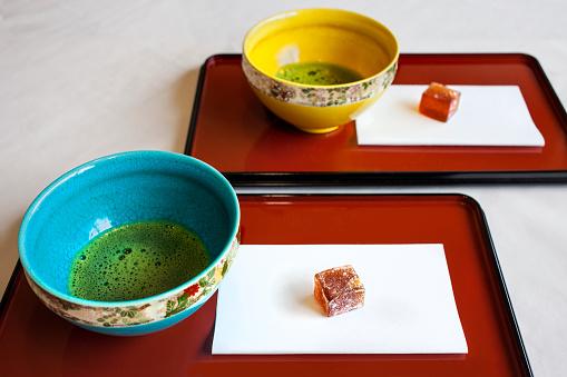 Japan「Traditional macha green tea」:スマホ壁紙(7)
