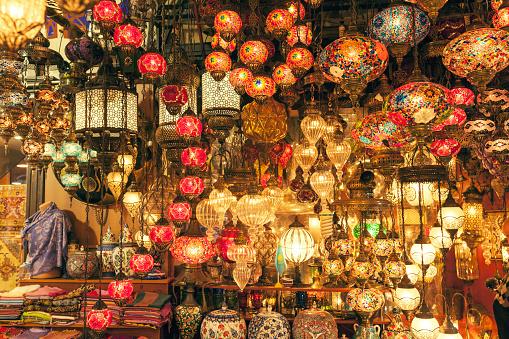 Arabic Style「Traditional Baazar In Istanbul」:スマホ壁紙(16)