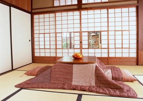 Zabuton「Traditional Japanese room」:スマホ壁紙(2)