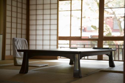 Japan「Traditional Japanese dining area」:スマホ壁紙(5)