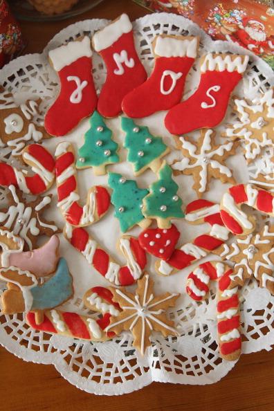 Homemade「European Christmas Cookies」:写真・画像(4)[壁紙.com]