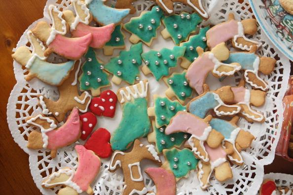 Homemade「European Christmas Cookies」:写真・画像(14)[壁紙.com]