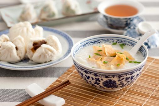 Dim Sum「Traditional Chinese breakfast」:スマホ壁紙(4)