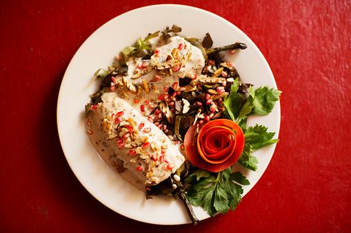 胡桃「Traditional Mexican cuisine」:スマホ壁紙(5)