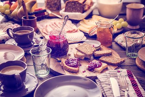 West Flanders「Traditional Belgium Breakfast」:スマホ壁紙(11)
