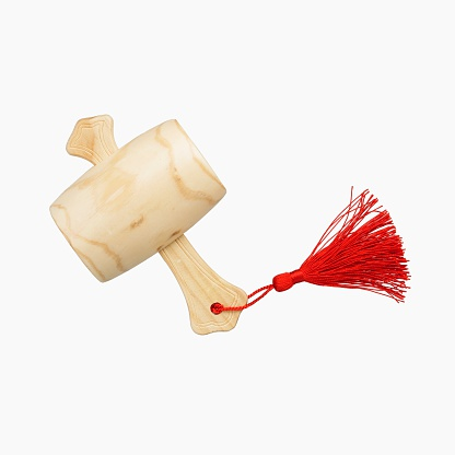 East Asian Culture「Traditional Japanese Mallet of Luck」:スマホ壁紙(6)