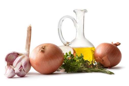 Thyme「Flavouring: Onions, Garlic, Olive Oil and Thyme」:スマホ壁紙(1)
