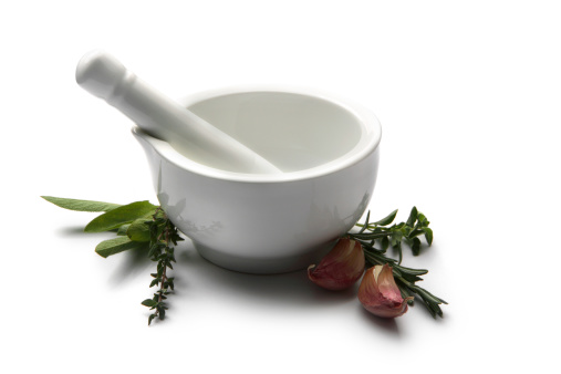 Mortar and Pestle「Flavouring: Mortar and Pestle with Herbs」:スマホ壁紙(16)
